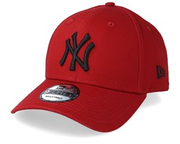 New York Yankees League Essential 9Forty Red/Black Adjustable - New Era