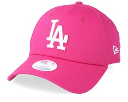 Los Angeles Dodgers Women League Essential 9Forty Pink Adjustable - New Era