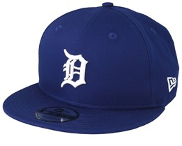 1090595c7d6ff Detroit Tigers League Essential 9Fifty Royal White Snapback - New Era