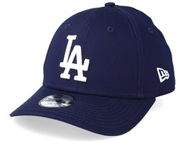 Kids Los Angeles Dodgers League Essential 9Forty Navy/White Adjustable - New Era