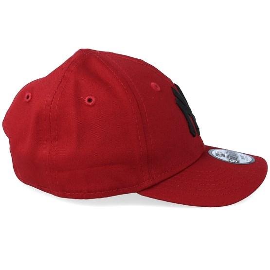 26854d20c49 Kids New York Yankees Infant Essential 9Forty Red Black Adjustable - New  Era caps - Hatstoreworld.com