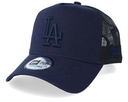 Los Angeles Dodgers Essential Jersey E-Frame Navy/Navy Trucker - New Era