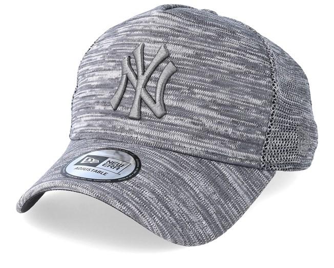19a9bd9e New York Yankees Engineered Fit A-Frame Heather Grey/White Adjustable - New  Era caps - Hatstoreworld.com