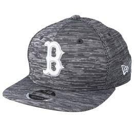 381ba107 Boston Red Sox Engineered Fit 9Fifty Grey/White Snapback - New Era