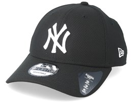 New York Yankees Diamond Era 9Forty Black Adjustable - New Era