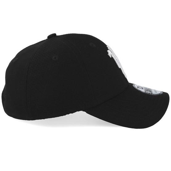super popular efac7 da632 Manchester United Hex Devil 9Forty Black White Adjustable - New Era caps    Hatstore.co.uk