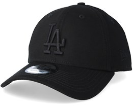 Los Angeles Dodgers 9Forty Black/Black Adjustable - New Era