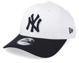 New York Yankees Top Essential White/Navy Adjustable - New Era