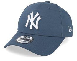New York Yankees Seasonal Essential 9Forty Blue/White Adjustable - New Era