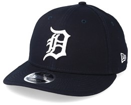 Detroit Tigers Essential Low Profile 9Fifty Navy/White Snapback - New Era