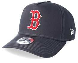 Boston Red Sox A-Frame Dark Grey/Red/White Adjustable - New Era