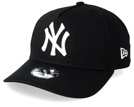 Kids New York Yankees Seasonal 9Forty Black/White Adjustable - New Era