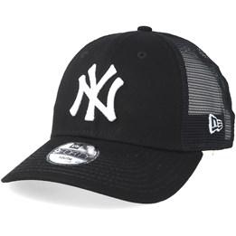 f1e3c3046f3 New Era Kids New York Yankees 9Forty Mesh Black/White Trucker - New Era  $29.99