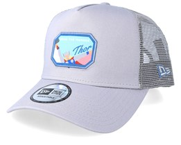 Thor 9Forty Character Grey Trucker - New Era