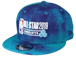 NBA All Stars 9Fifty Wordmark Tie Dye Snapback - New Era