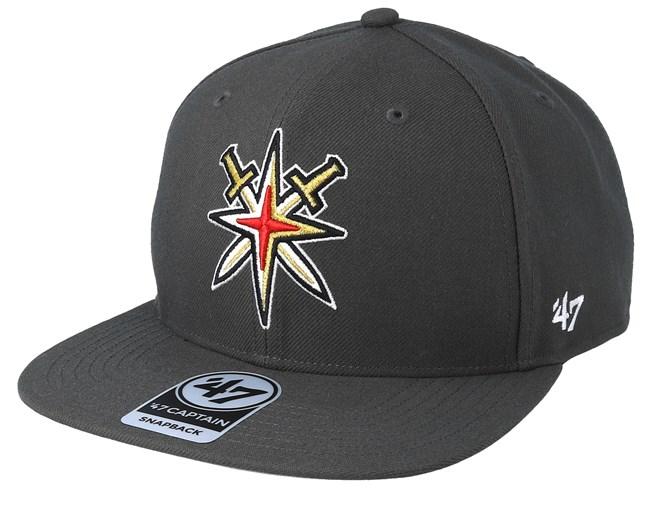 Vegas GOLDEN Knights 47 Brand MVP GRIM Snapback NHL Team Cap