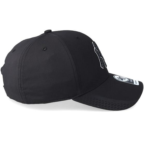 4b7f3c846 New York Yankees Osmosis 47 Mvp Black Adjustable - 47 Brand