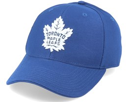 Toronto Maple Leafs Core Structured Blue Adjustable - Fanatics