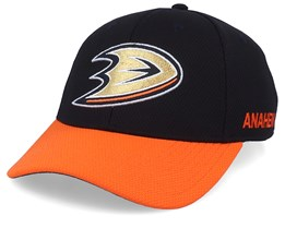 Anaheim Ducks Coach Black/Orange Flexfit - Adidas