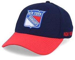 New York Rangers Coach Navy/Red Flexfit - Adidas