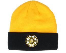 Boston Bruins 19 Yellow/Black Cuff - Adidas