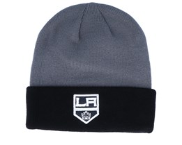 Los Angeles Kings Cuffed Grey/Black Cuff - Adidas