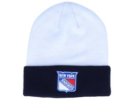New York Rangers Cuffed White/Black Cuff - Adidas