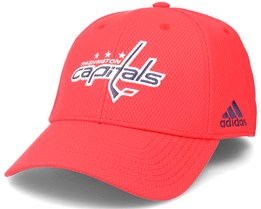 Washington Capitals Coach Structured Red Flexfit - Adidas
