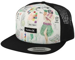 Mixtape Aloha/Black Trucker - Hurley