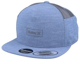 Phantom Locked Navy/Navy Snapback - Hurley