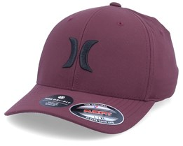 Dri-Fit One & Only 2.0 Dark Wine Flexfit - Hurley