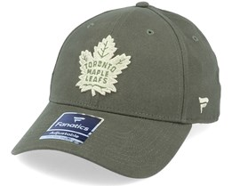 Toronto Maple Leafs Modern Utility Olive Adjustable - Fanatics