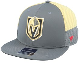 Vegas Golden Knights Breakaway Alternate Jersey Grey Snapback - Fanatics