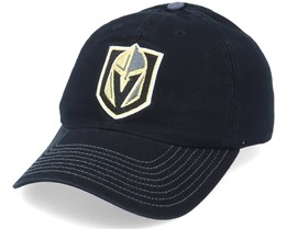 Vegas Golden Knights Fan Unstructured Black Adjustable - Fanatics