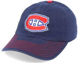 Montreal Canadiens Fan Unstructured Navy Adjustable - Fanatics