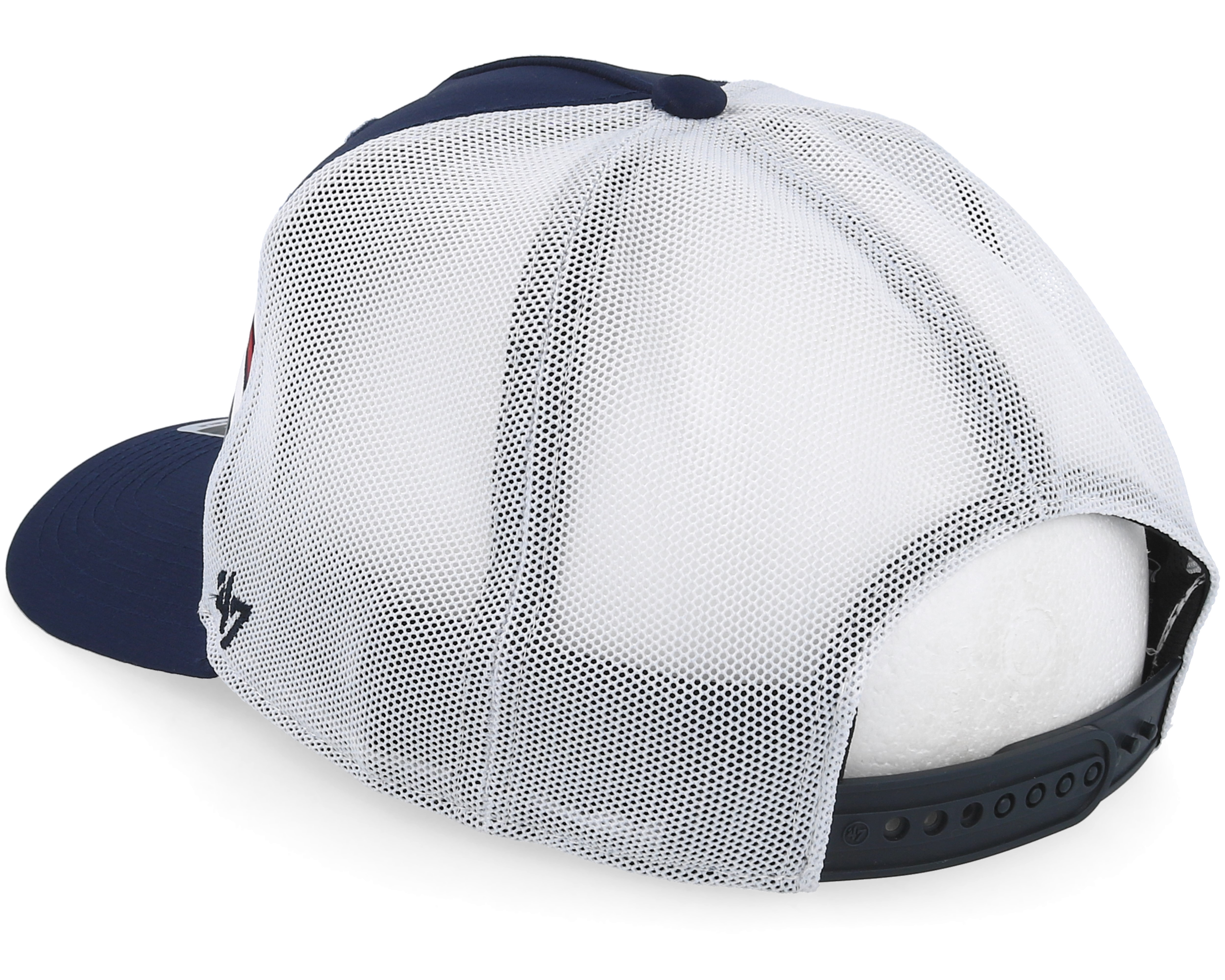 Boston Red Sox Altitude 47 Mvp Navy White Trucker 47