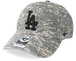 Los Angeles Dodgers Phalanx 47 Clean Up Digital Camo Adjustable - 47 Brand