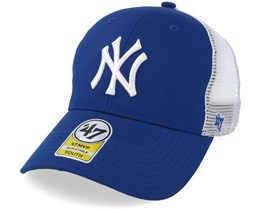 Kids New York Yankees Branson 47 Mvp Mesh Royal White Trucker - 47 Brand 4b5158daf9a6