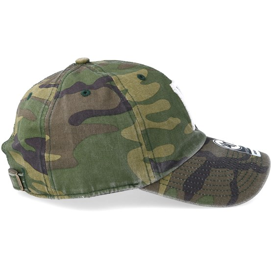 size 40 423cb 1f11c Pittsburgh Pirates 47 Clean Up Camo White Adjustable - 47 Brand caps    Hatstore.co.uk