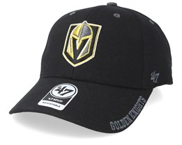 Las Vegas Knights Defrost 47 Mvp Black Black/Dark Grey Adjustable - 47 Brand