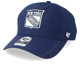 New York Rangers Osmosis 47 Mvp Navy/White Adjustable - 47 Brand