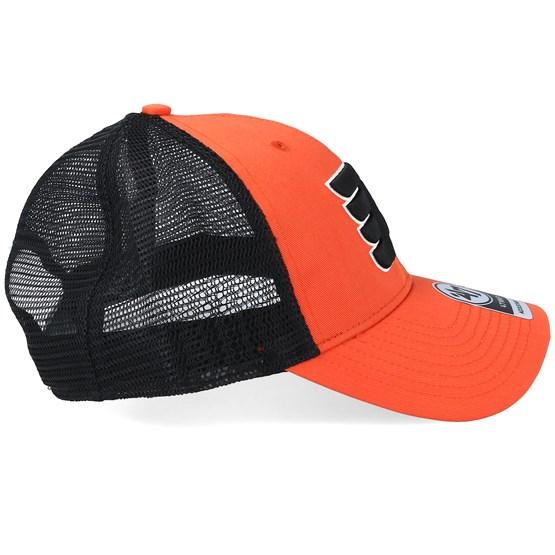 6921dcbc0a4409 Philadelphia Flyers Branson 47 Mvp Mesh Orange/Black Trucker - 47 Brand caps  | Hatstore.co.uk
