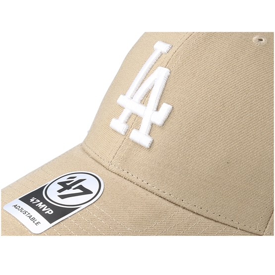 47 Brand Los Angeles LA Dodgers MVP Hat Cap Navy//White