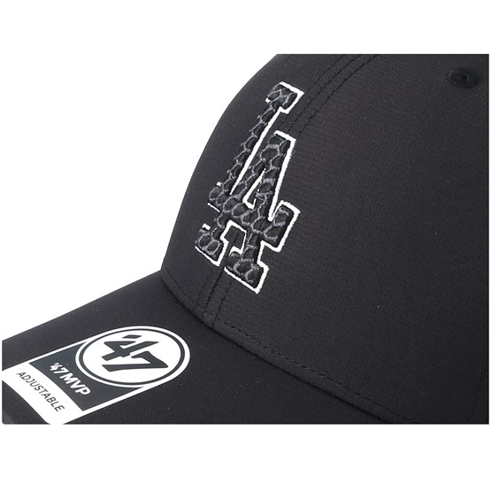 bb0626d1e Los Angeles Dodgers Osmosis 47 Mvp Black Adjustable - 47 Brand
