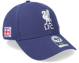 Liverpool Sure Shot Mvp Light Navy/White Adjustable - 47 Brand