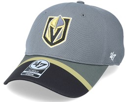 Vegas Golden Knights Jersey Solo Charcoal Flexfit - 47 Brand