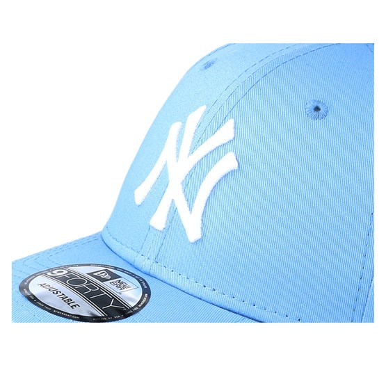 New Era 9Forty Damen Cap New York Yankees bright blue