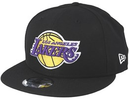 LA Lakers 9Fifty Campion Black Snapback - New Era