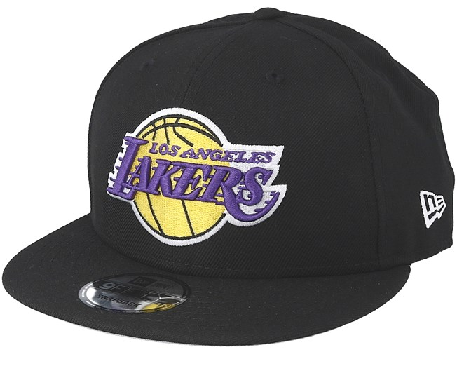 d5713359979a99 LA Lakers 9Fifty Campion Black Snapback - New Era caps - Hatstorecanada.com