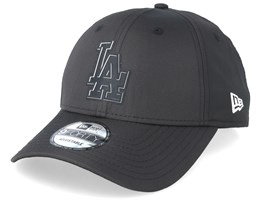 Los Angeles Dodgers Ripstop 9Forty Black/Black Adjustalbe - New Era